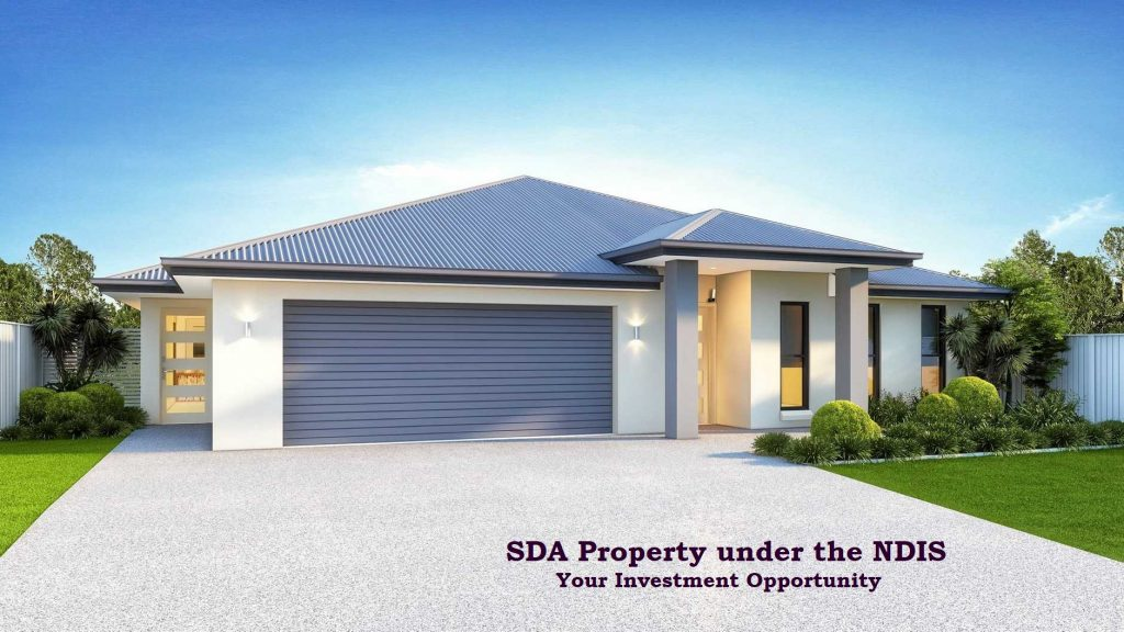 SDA Property for Investment